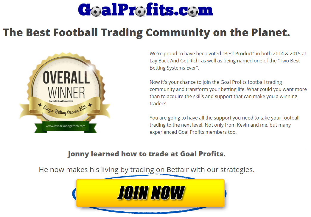Low risk football trading strategies