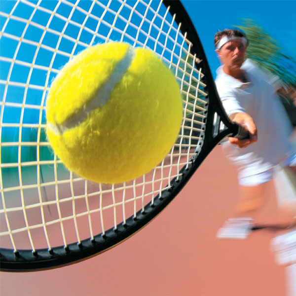 What is tennis trading?