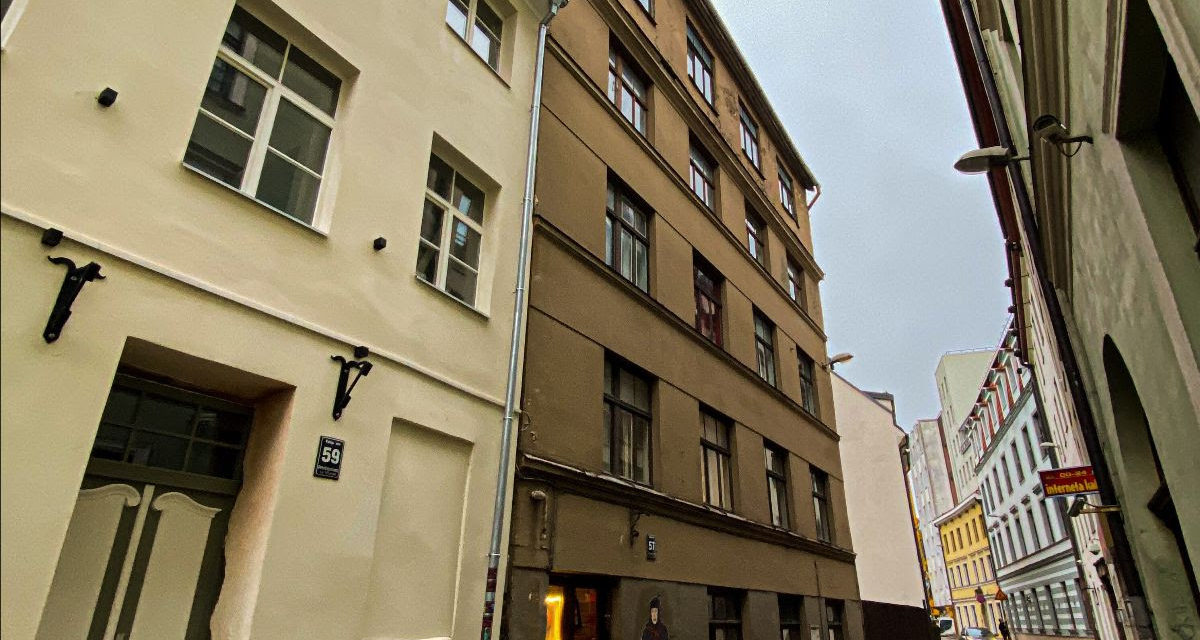 New project launched at Crowdestor – Building in Riga Old Town