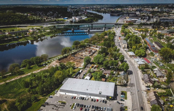 Investment opportunity in Kaunas