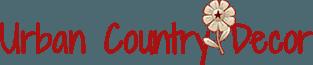 urban country decor logo