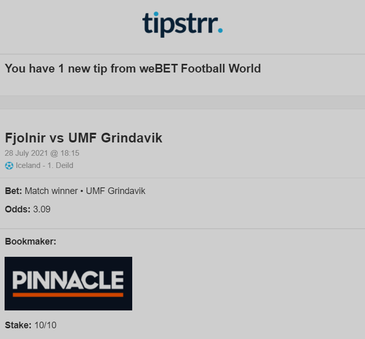 tipster bet